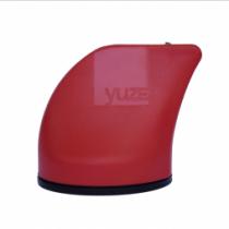 afiador-de-facas-yuze-lamina-vitalicia-em-carbeto-de-tungstenio vermelho
